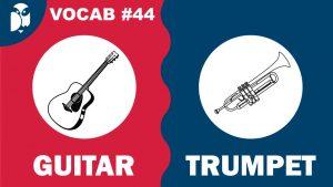 Lesson 44 Vocabulary