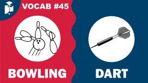 Lesson 45 Vocabulary
